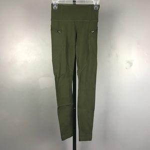 Lululemon - Green Size 4 Leggings